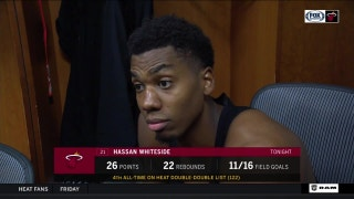 Hassan Whiteside: 'We have to go back to the drawing board'