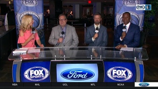 Donnie Nelson joins the show | Mavs Live