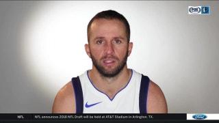 More than basketball on J.J.'s mind | Mavs Live