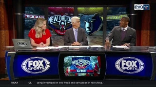 Pels adamant on staying with the bigs | Pelicans Live