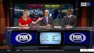 Tony Allen will bring veteran presence | Pelicans Live