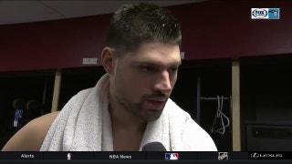 Nikola Vucevic felt the Magic got back to 'team basketball' in win over Cavaliers