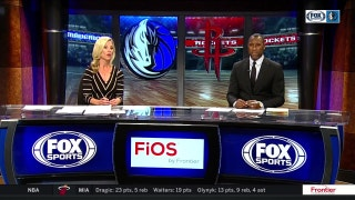 Quick turnaround for the Mavs | Mavs Live