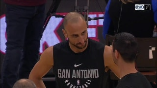 40-years young for Manu Ginobili in his 16th season | Spurs Live