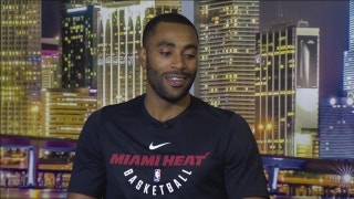 Wayne Ellington: This was a little bit of a breakthrough for me