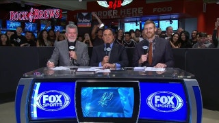 Spurs beat Raptors, Block party gets the crowd into it | Spurs Live