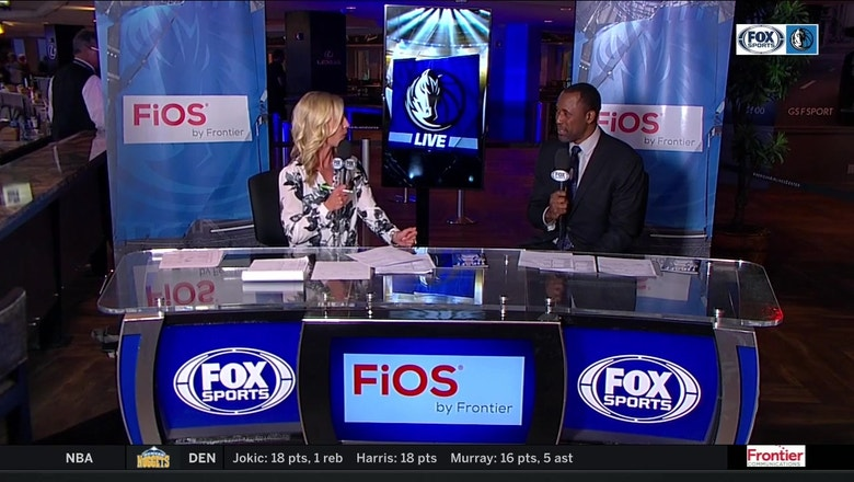 First thoughts on first win of season | Mavs Live