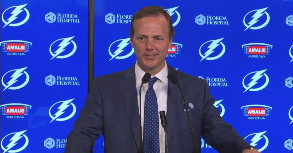 Jon Cooper: I think we took our foot off the gas a bit (VIDEO)