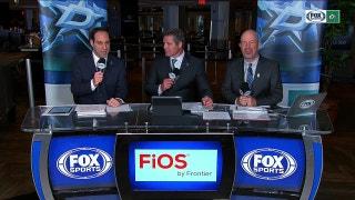 Locking it down against Arizona | Stars Live