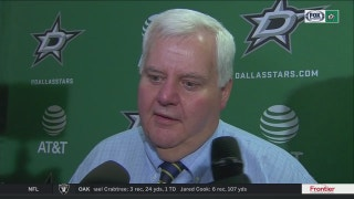 Ken Hitchcock on play of 'Big boys' in win over Arizona