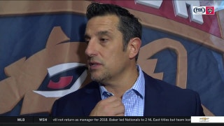 Bob Boughner breaks down loss, Roberto Luongo's injury