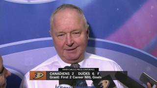 Ducks Live: Randy Carlyle 'That's the best start we've had this year'