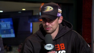 Ducks Live: Derek Grant talks about his first 2 NHL goals