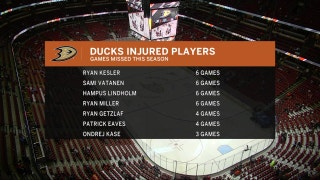 Ducks Live: Team searching for its identity