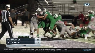 FM Marcus vs. Southlake Carroll | Football Friday