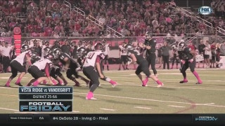 Vista Ridge vs. Vandegrift | Football Friday