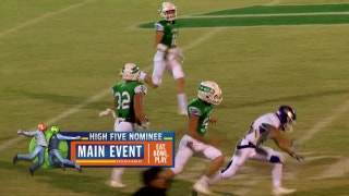 Main Event High Five Nominees - Week 8 | HIgh School Scoreboard Live