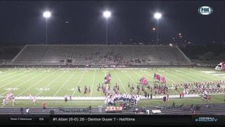 Manor vs. Austin Bowie   Football Friday