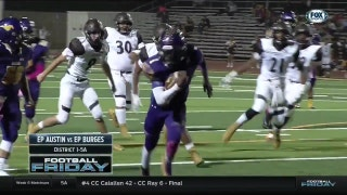EP Austin vs. EP Burges | Football Friday