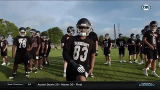 Vandegrift Jayelen Gray Feature | Football Friday
