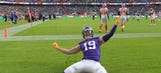 PHOTOS: Vikings vs. Browns