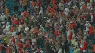 Mark Richt says Miami had to dig deep against Georgia Tech