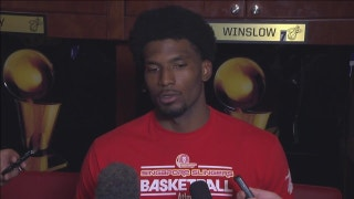 Justise Winslow: We're figuring out how to win games