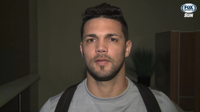 Rays reliever Xavier Cedeno returns to Puerto Rico to help out and be with family
