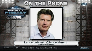 Lance Lahnert joins the show | Football Friday