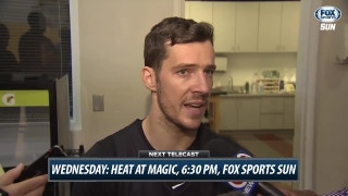 Heat excited to see what versatile roster can do this season