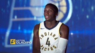 Pacers' Oladipo: 'I'm like the Energizer bunny'