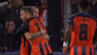 Feyenoord vs. Shakhtar Donetsk | 2017-18 UEFA Champions League Highlights