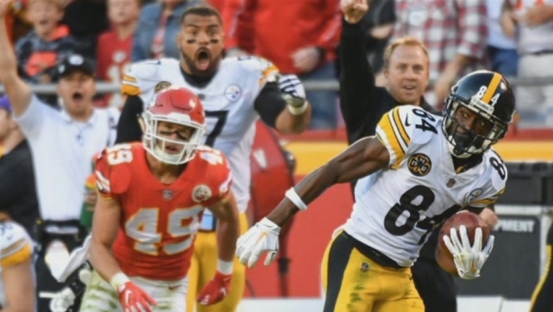 Are the Steelers a legitimate AFC contender?