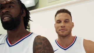 XTRA Point: Behind the scenes of Clippers Media Day
