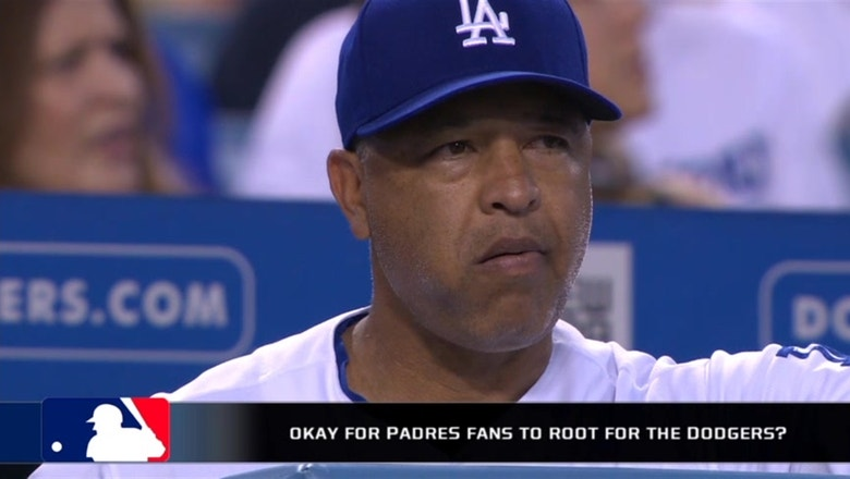 Can San Diegans root for the Dodgers because of Dave Roberts?