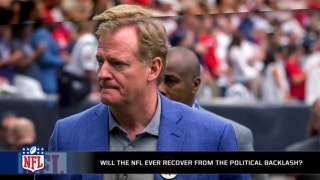 Can the NFL recover from the recent political backlash?