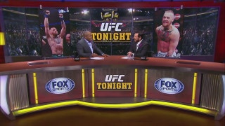 Daniel Cormier and Kenny Florian talk about what's next for Conor McGregor | UFC Tonight