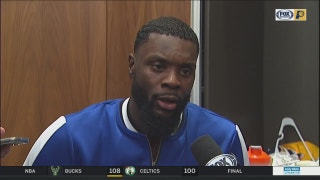 Stephenson on Pacers win: 'We had a lot of fun today'