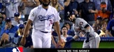 Do you agree with the use of Dodgers pitchers?