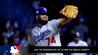 Are the Dodgers set up to win the World Series?