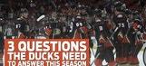 3 Questions the Anaheim Ducks must answer this season