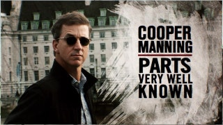 Cooper Manning heads to London in this week's edition of 'Manning Hour'