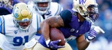 Myles Gaskin torched UCLA with 169 yards and 1 TD in the No. 12 Washington Huskies' 44-23 rout over the Bruins