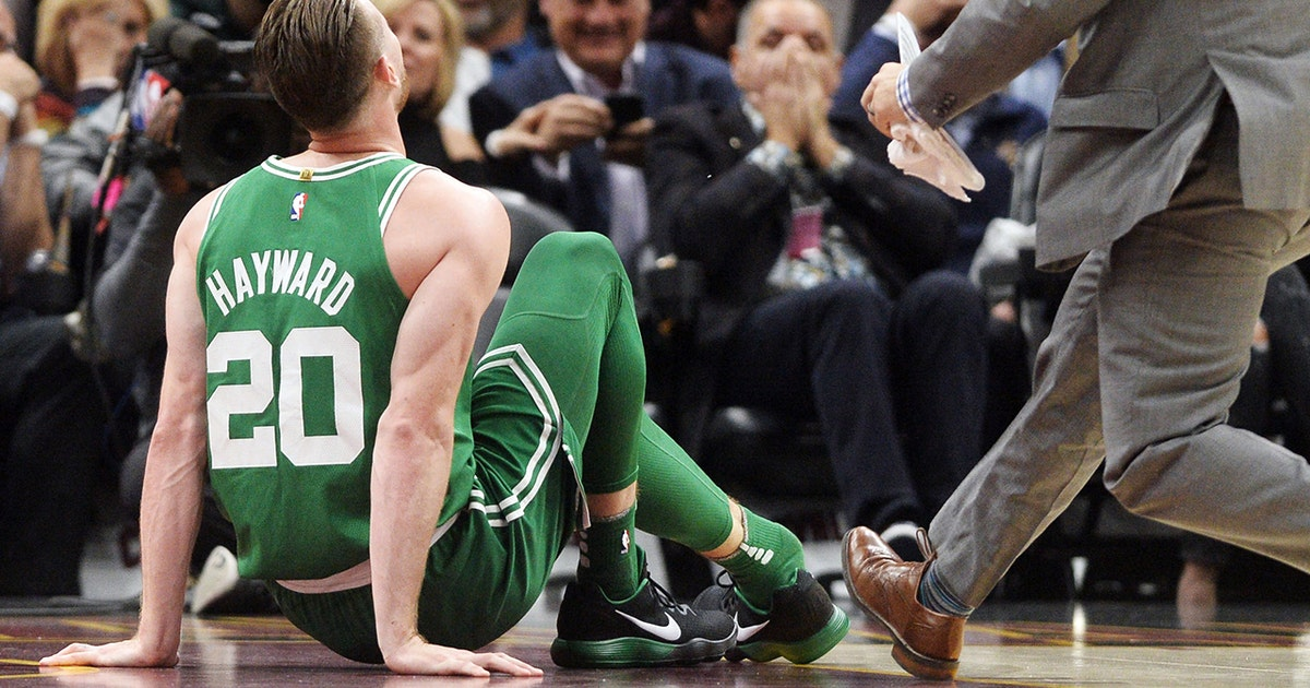Cris Carter on Gordon Hayward's injury: 'It's beyond the competition' (VIDEO)