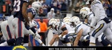 Nick Hardwick on what makes playing in Foxborough so difficult