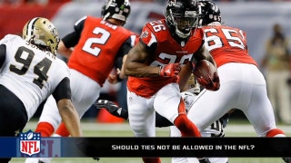 Should ties not be allowed in the NFL?