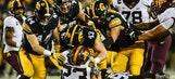Iowa shuts down Minnesota 17-10 to keep the Floyd of Rosedale trophy