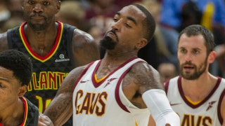 Shannon Sharpe weighs in on JR Smith's frustration in Cleveland