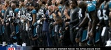 Did Jaguars owner need to apologize for kneeling during anthem?