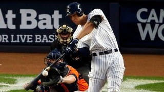 Aaron Judge's RBI double gives Yankees 2-0 lead in Game 5